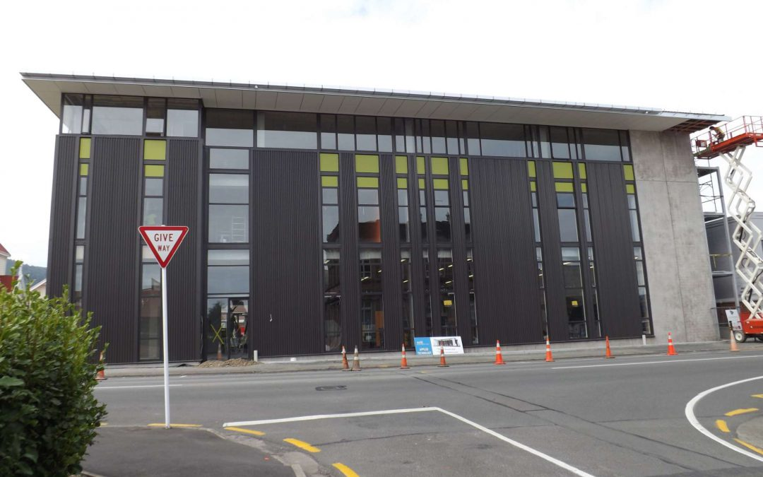 Nelson Marlborough Institute of Technology Applied Technology Building
